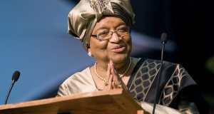 Ellen Johnson-Sirleaf, Head Of Election Observation Mission To Nigeria