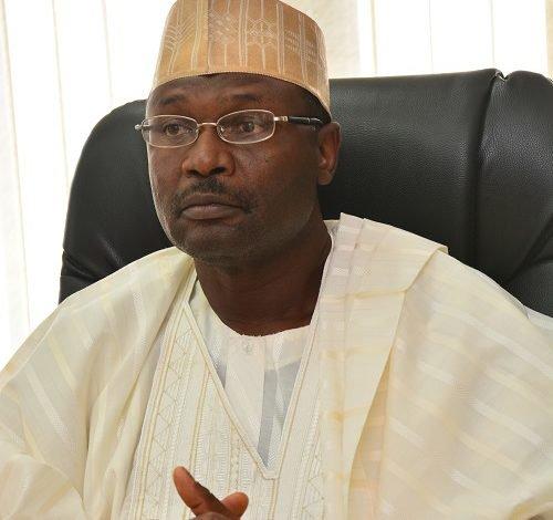Farfesa Mahmood Yakubu , Shugaban Hukumar Zabe Ta Kasa, INEC