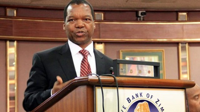 John Mangudya, Central Bank Governor Zimbabwe