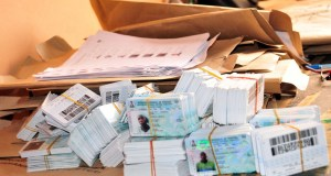 Permanent Voters Cards, PVCs