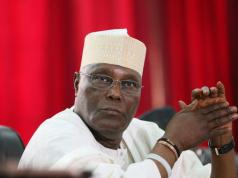 Atiku Abubakar, Former Vice President, Presidential Candidate Of People's Democratic Party, PDP