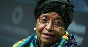 Ellen Johnson Sirleaf, Head ECOWAS Election Observers Mission To Nigeria
