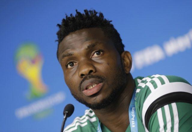 Joseph Yobo, Former Super Eagles captain