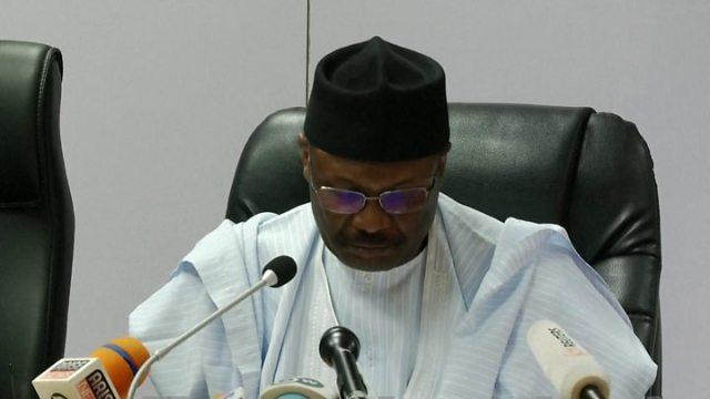 Yakubu Mahmood, INEC Chairman