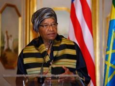 Ellen Johnson Sirleaf, Tsohuwar Shugabar Liberia Jagorar Tawagar Ta ECOWAS