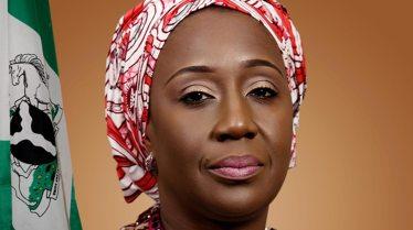 Aisha Abubakar, Minister For Women Affairs And Social Development
