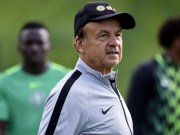 AFCON Qualifiers: Babangida, Omokaro Criticizes Coach Rohr's List For Sierra Leone Clash