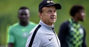 AFCON Qualifiers: Babangida, Omokaro Criticizes Coach Rohr's List For Sierra Leone Clash