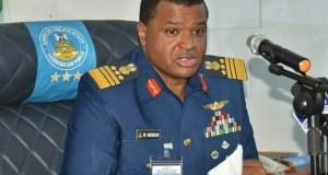 Air Marshal Sadique Abubakar, NAF Chief Of Air Staff