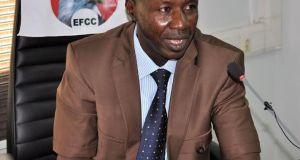 Ibrahim Magu, Acting Chairman Economic And Financial Crimes Commission, EFCC