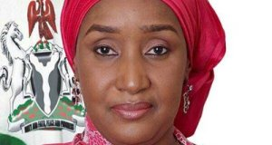 Sadiya Umar Farouq, Minister of Humanitarian Affairs, Disaster Management And Social Development