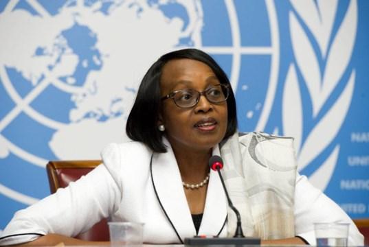 Matshidiso Moeti, Regional Director For Africa, WHO