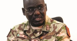 Tukur Buratai , Chief of Army, Staff lieutenant General
