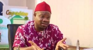 Chris Isiguzo, National President Nigeria Union Of Journalists, NUJ
