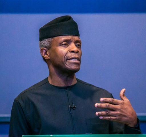 Nigeria Needs Domestic Savings, Foreign Capital To Tackle Needs - Osinbajo