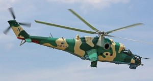 NAF Destroys Another Terrorists' Meeting Venue In Borno
