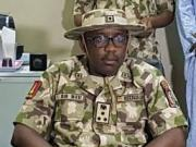 Major General Bulama Biu, General Officer Commanding 7-Division, Nigerian Army