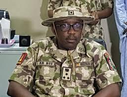 Major General Bulama Biu, General Officer Commanding 7-Division, Nigerian Army