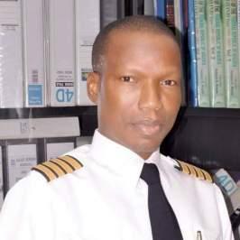 Hamisu Yadudu, Managing Director Federal Airports Authority Nigeria, FAAN