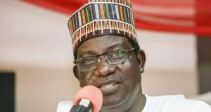 Simon Lalong, Chairman Northern Governors Forum And Governor Of Plateau State