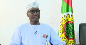 Mele Kyari, Group Managing Director Nigerian National Petroleum Corporation, NNPC