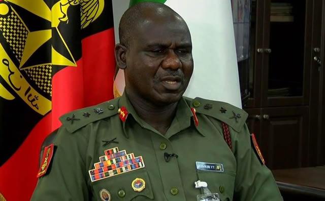 Luitenant General Tukur