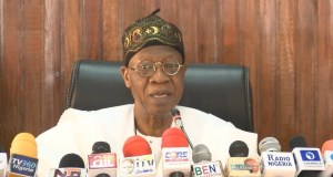 Lai Mohammed, Minister Of Information And Culture