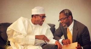 Buhari Meets Gbajabiamila