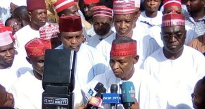 People's Democratic Party (PDP) And its Gubernatorial Candidate, Abba Kabir-Yusuf