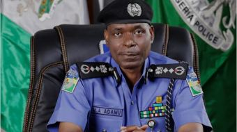 Mohammed Adamu, Inspector General of Police Mohammed Adamu
