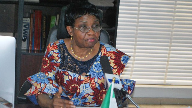 Monica Eimunjeze, National Agency For Food And Drug Administration And Control, NAFDAC