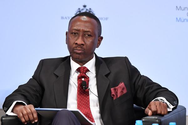 Retired Major General Babagana Monguno,National Security Adviser