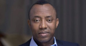 Omoyele Sowore Nigerian Human Rights activist, Former Presidential Candidate, Founder Of Sahara Reporters