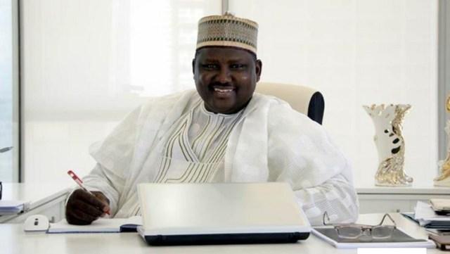 Abdulrasheed Maina, Former Chairman Of The Pension Reform