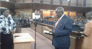 Justice Benedict Kanyip, Acting President Of The National Industrial Court Of Nigeria, NICN