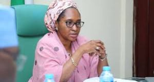 Minister of Finance, Budget and National Planning Zainab Ahmed