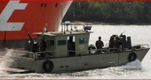Waterways: Senate Directs Military, Police To Secure Nigeria