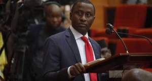 Uchechukwu Ogah, Minister Of State For Mines And Steel Development