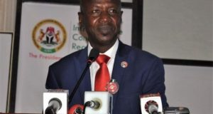 Ibrahim Magu, Acting Chairman Of The Economic And Financial Crimes Commission, EFCC