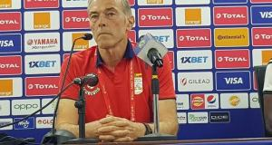 Michel Dussuyer, Benin Republic Head Coach