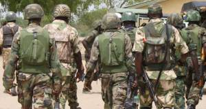 Nigerian Army Relocates Units To Epe, Enhances Military Presence