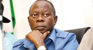 Party Crisis: APC Governors Take Oshiomhole's Case To Villa