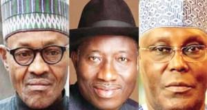 Birthday: President Buhari, Jonathan, Atiku Felicitate With Obasanjo At 83