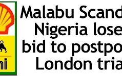 Malabu Scandal: Nigeria Loses Bid To Postpone London Trial