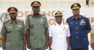 Service Chiefs' Appointments Must Reflect Federal Character — Senate