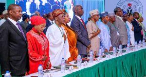 Coronavirus: Ministers Undergo Thorough Screening Ahead Of FEC Meeting
