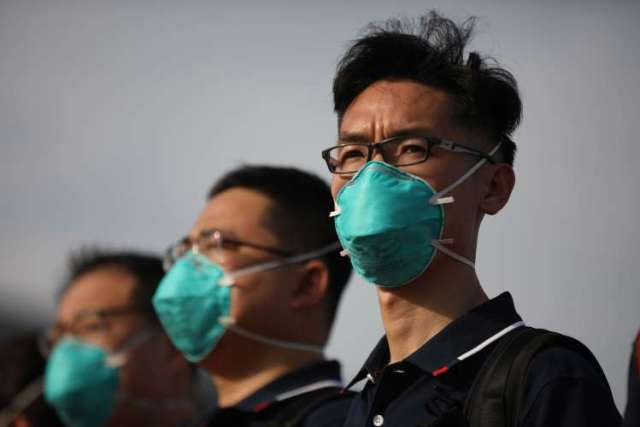 COVID-19: Chinese Medics Test Negative - Osagie
