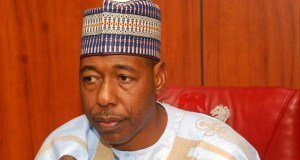 Zulum Empathises With Parents Of Missing Girls
