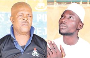 Police inspector, allegedly killing cleric arrested