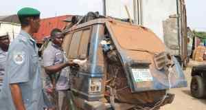 Customs Intercepts N12.7b Vehicles, Others